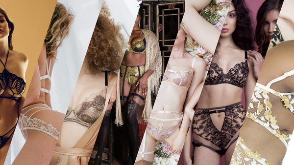 Best lingerie brands 2019 according to lingerie bloggers.